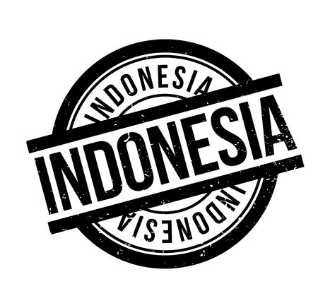 old people: Indonesia rubber stamp