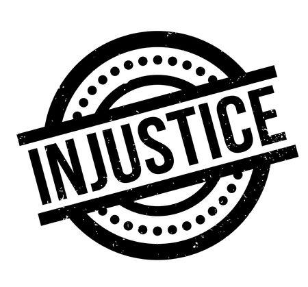 violation: Injustice rubber stamp
