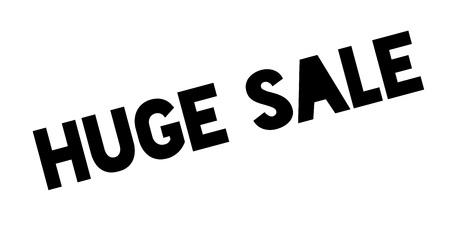 Huge Sale rubber stamp Illustration
