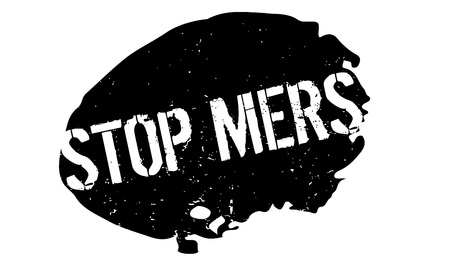 contamination: Stop Mers rubber stamp