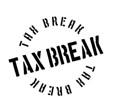 tax policy: Tax Break rubber stamp