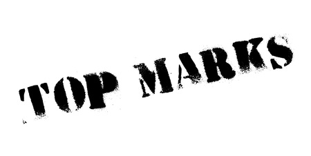 reviewed: Top Marks rubber stamp