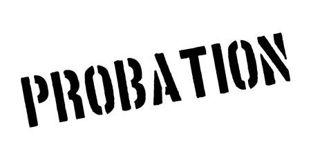 Probation Stempel