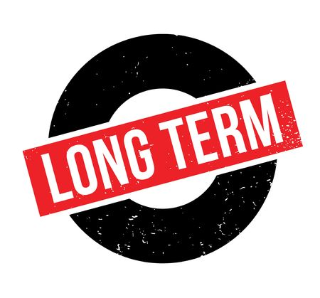 Long Term rubber stamp