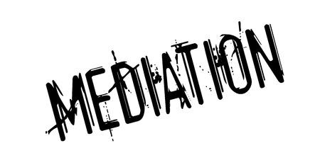 deliberation: Mediation rubber stamp