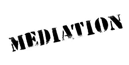 Mediation rubber stamp