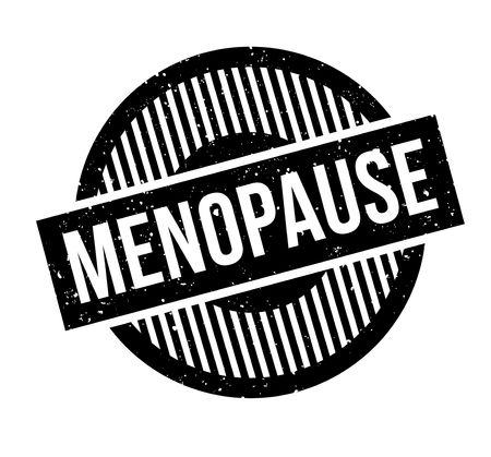 estrogen: Menopause rubber stamp. Grunge design with dust scratches. Effects can be easily removed for a clean, crisp look.