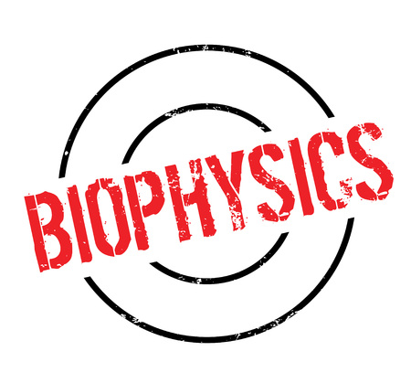 uni: Biophysics rubber stamp