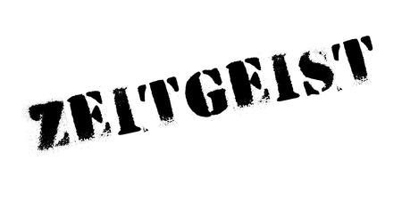 Zeitgeist rubber stamp Imagens - 82548837