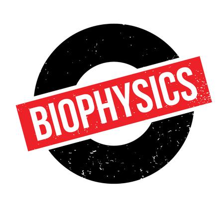 Biophysics rubber stamp