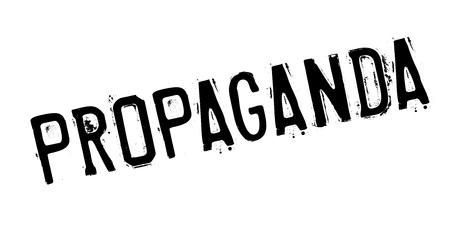 Propaganda rubber stamp