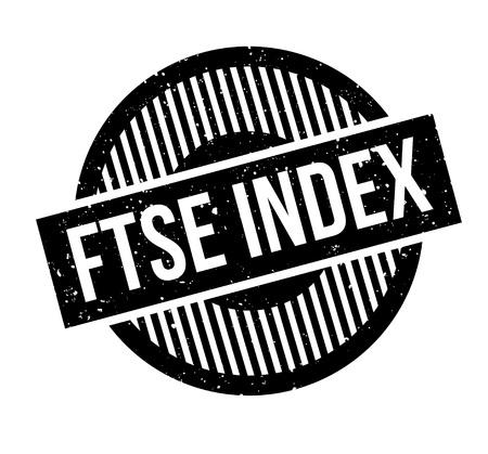 Ftse Index rubber stamp