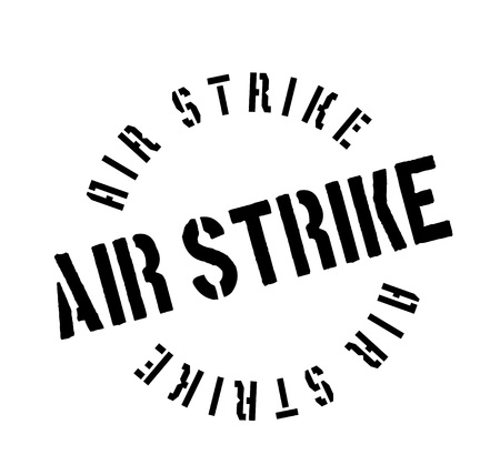 tactical: Air Strike rubber stamp