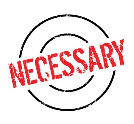 Necessary rubber stamp Çizim