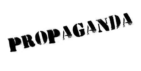 business ethics: Propaganda rubber stamp