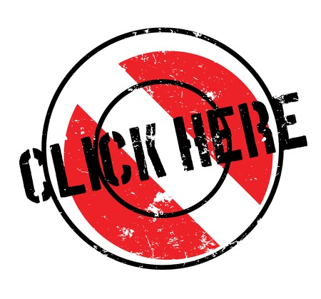 Click Here rubber stamp Illustration