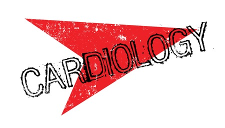 Cardiology rubber stamp