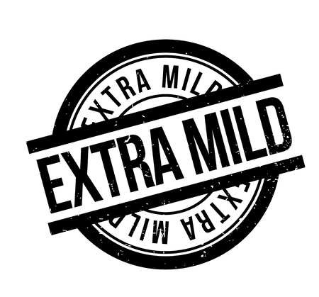 Extra Mild rubber stamp Stok Fotoğraf - 82774568