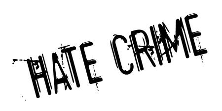 Hate Crime rubber stamp Çizim