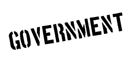 Government rubber stamp. Grunge design with dust scratches. Effects can be easily removed for a clean, crisp look. Color is easily changed. Иллюстрация
