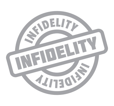 Infidelity rubber stamp