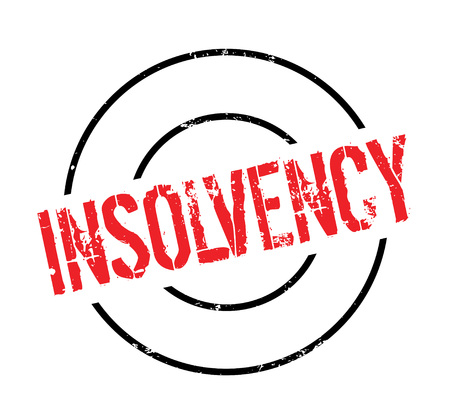 insolvent: Insolvency rubber stamp