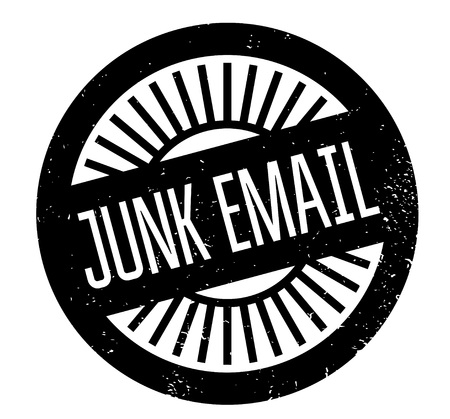 recipient: Junk Email rubber stamp