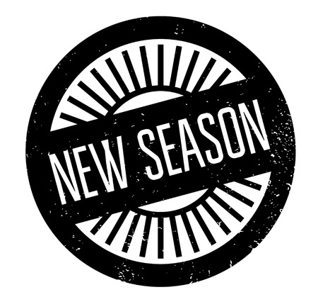 rejected: New Season rubber stamp