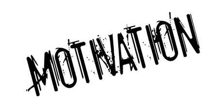 Motivation rubber stamp