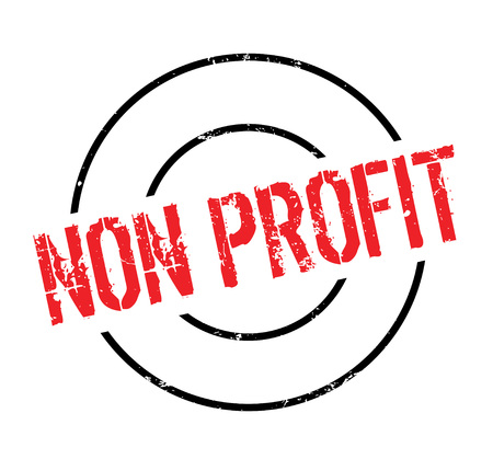 validation: Non Profit rubber stamp Illustration