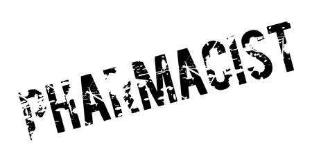 Pharmacist rubber stamp