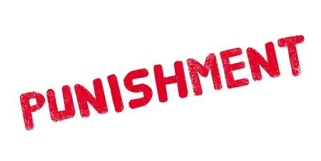 punishment: Punishment rubber stamp
