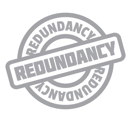 Redundancy rubber stamp