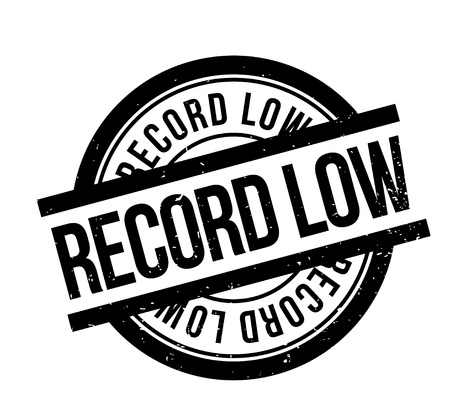 doomed: Record Low rubber stamp. Grunge design with dust scratches. Effects can be easily removed for a clean, crisp look. Color is easily changed.