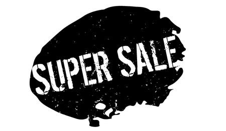Super Sale rubber stamp Çizim