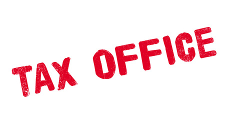 Tax Office rubber stamp