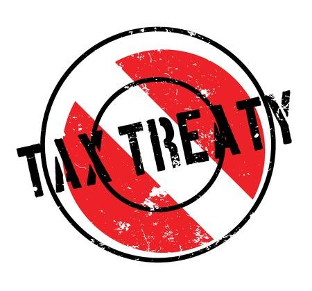 treaty: Tax Treaty rubber stamp
