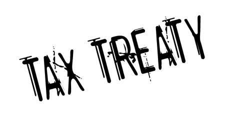 Tax Treaty rubber stamp
