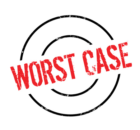 Worst Case rubber stamp