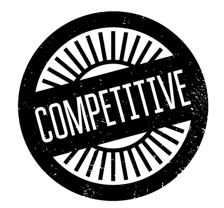 bought: Competitive rubber stamp