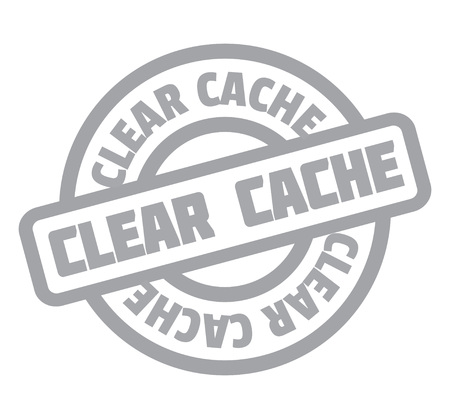incorporate: Clear Cache rubber stamp. Grunge design with dust scratches. Effects can be easily removed for a clean, crisp look. Color is easily changed.