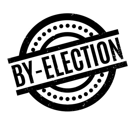 By-Election rubber stamp.