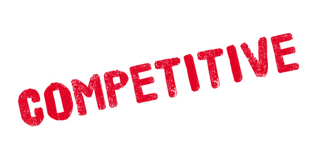 Competitive rubber stamp