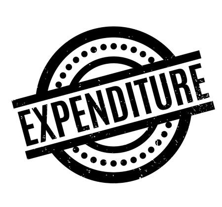 expenditure: Expenditure rubber stamp