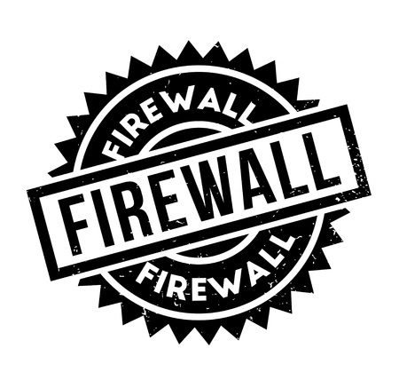 Firewall rubber stamp