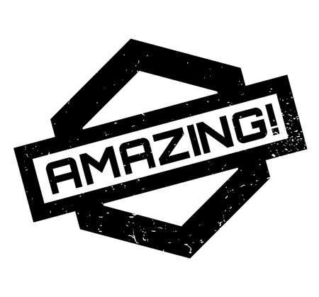 accomplish: Amazing rubber stamp