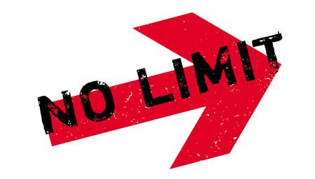 制限のないスタンプ  イラスト・ベクター素材