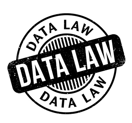 Data Law rubber stamp