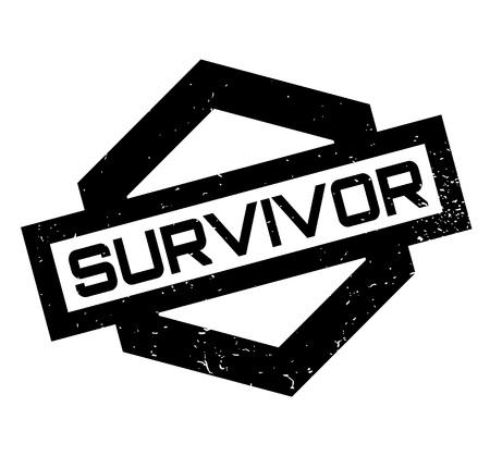 생존자 도장