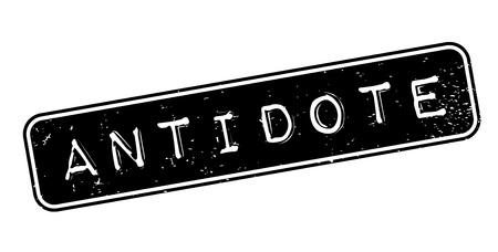 Antidote rubberzegel